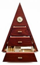 armoire a cigare deluxe